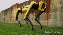 犬型四脚ロボSpotMini、2019年に発売へ。年内に100体を量産、ビルや施設の番犬にどうぞ