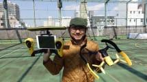 動画:空撮ドローン Bebop Drone をFPVで飛ばしてみる (パイロット小寺信良)