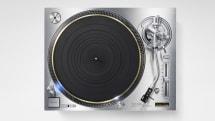 テクニクス、新ターンテーブル SL-1200G 発表。試作機で提示の新デザインを退け、伝統の意匠で復活