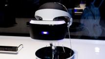 PlayStation VRが盛況のソニーブース、発売前のタイトル試遊も長蛇の列(TGS 2015)