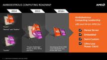 AMD、AMD64系とARM系APUのソケット互換を図るSkyBridge計画発表。対応製品は2015年予定