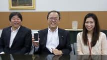 KDDI田中社長インタビュー:僕はオタクでガジェッター、自ら電波測定する社長の「べき」論
