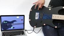 なんでもタッチパネル化する塗料「Electrick」発表。電界トモグラフィ応用、単純低コストで実用化まもなく