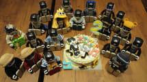 もはやファッションショー ロボホン誕生2周年を祝いました
