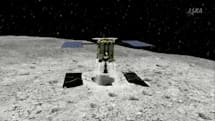 はやぶさ2の打ち上げは天候不順により延期。3台の小惑星着陸機で生命の起源を探る