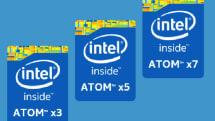 インテルがAtomをx3 / x5 / x7にグレード分け、Atom xシリーズへ。次世代SoCへ地ならし