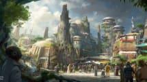 ディズニーに『スター・ウォーズ ランド』建設。空前規模で多数のアトラクション追加