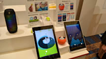 au、Bluetoothゴルフスイングセンサー&魚群探知機を発表。au +1 collectionで販売