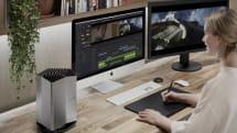 アップル、Mac用外付けGPU「BlackMagic eGPU」をついに発売