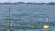 漁獲量を予測する「スマートブイ」 KDDIが実証実験