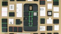 モジュール携帯 Project Ara風ケースnexpaq。LEDライトや追加バッテリーを入れ替え