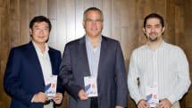 Eyefi CEOインタビュー:「競合はアップル iCloud」「日本はEyefi人口世界一になる可能性がある」