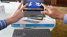 HP、Leap Motionの3Dセンサ内蔵キーボードを99ドルで単品販売