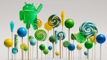 NTTドコモ、Android 5.0 Lollipopにアップデートする15機種を発表。Xperia Z/Z1は対象外