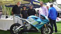 2013パイクス勝者Lightning Motorcyclesが市販電動バイクLS-218を発表、最高速度350km/h
