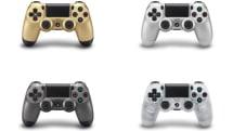ソニーがデュアルショック4とPS4用HDDベイカバーの新色を追加、バリエーションは計7色と9色に