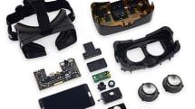 動画:Oculus Riftの新開発版 DK2 分解、中身はサムスン Galaxy Note 3のパネルをそのまま流用