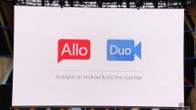 Google、AIが介助するチャット『Allo』と低速回線でも高画質なビデオ通話『Duo』を発表。『Hangout』も存続