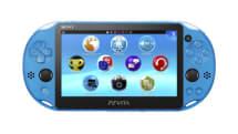 PS Vitaに新色アクア・ブルー、ネオン・オレンジ、グレイシャー・ホワイト。9月17日発売