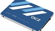 OCZの未発表SSD ARC 100が米Amazonに登場、GB単価0.5ドル割れながら上位機同等の基幹パーツ搭載