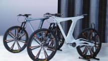スバルが自転車を開発中? 意味ありげなボタンやUSBを備えたコンセプトモデル:東京モーターショー2015