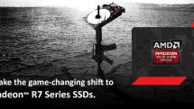 AMDがSSDに参入、OCZと共同で『Radeon R7 SSD』を発表