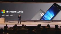 速報:マイクロソフトがWin 10 Mobile搭載スマホ Lumia 950とXLを正式発表、SoCの冷却は水冷式