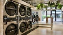 ニットもいける洗濯&乾燥コインランドリー4月18日開店、東京・中目黒に洗濯代行「WASH&FOLD」旗艦店
