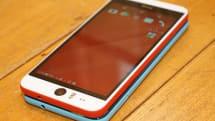 HTCのSIMフリースマホ Desire EYE 実機インプレ。前面13MP+2色LEDで本格自撮り、防水防塵、ひと味違ったHTCらしさあり