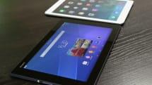ソニー Xperia Z2 Tabletレビュー:明らかにわかる薄さと軽さ。防水防塵タブレットを iPad Airと比較