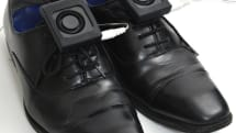 サンコー「USB爽快シューズクーラー」発売。靴内に風を送って約3度冷却