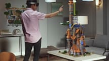 マイクロソフト、ホログラム版 Minecraftを発表。メガネ端末HoloLensでマインクラフトを俯瞰