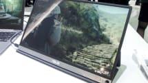 ASUS、MacBookとUSB Type-Cケーブル1本で接続するモバイルディスプレイ:COMPUTEX 2017
