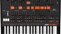 KORG、アナログシンセ ARP Odyssey 復刻版を Rev.3 カラーで3月発売。Rev.1 /Rev.2 カラーも限定発売予定