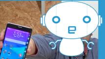 GALAXY Note Edge 動画レビュー:こなせる1台、気になるFeliCa。内蔵ペンでここまで描ける