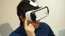Galaxy S6 / edge装着ゴーグル Gear VR試用感。Oculusと遜色なし、価格は2万円台