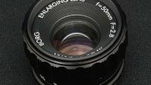 トミーテック、引き伸ばしレンズ『BORG 50mm F2.8』を発表。アダプタ経由でほぼすべてのカメラに装着