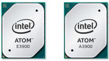 インテル、車載・ADAS向けSoC「Atom A3900」発表。組込・産業用「Atom E3900」はAI搭載防犯カメラにも採用