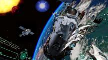 スカーレット・ヨハンソンロボ ・VRで大破した宇宙ステーションから帰還・酸素の大気をもつ白色矮星(画像ピックアップ26)