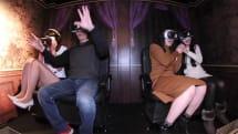 動画:これは体験するべき! 渋谷に出現『VR PARK TOKYO』が面白過ぎました。出演:空井&マルキド、解説:わっき