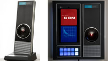 「2001年宇宙の旅」50周年、HAL 9000を精巧に模したAIスピーカーがクラウドファンディング中