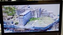 ドローンで軍艦島を3Dデジタル記録。第1回『文化財保存・復元技術展』開幕