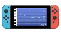 最大4人で演奏・曲作りできる KORG Gadget for Nintendo Switch。16のシンセやドラムマシン搭載
