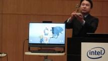 インテルがRealSense 3Dカメラ対応アプリのポータル公開、開発中の新アプリも披露