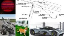 ダラス市警、ロボットで銃撃犯を爆殺・水蒸気の雲を持つ星を発見・猫のフン害対策にディープラーニング(画像ピックアップ40)