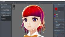 VTuberキャラも作れる無料ソフト VRoid Studio、ピクシブが公開