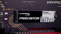 PCIe x4接続で1GB/秒超の高速M.2 SSD『HyperX Predator SSD』発売。Marvell製コントローラ採用