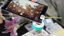 台湾版DMM.makeから生まれた!スマホを使う電子顕微鏡のスタートアップ企業AIDMICSを取材してきました