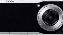 SIMフリーAndroidカメラLUMIX CM1は2000台限定で3月12日発売。1型2010万画素センサ搭載