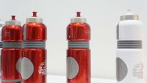 自転車用ボトル型「サイクルボトルスピーカー」。Bluetooth とmicroSDから再生